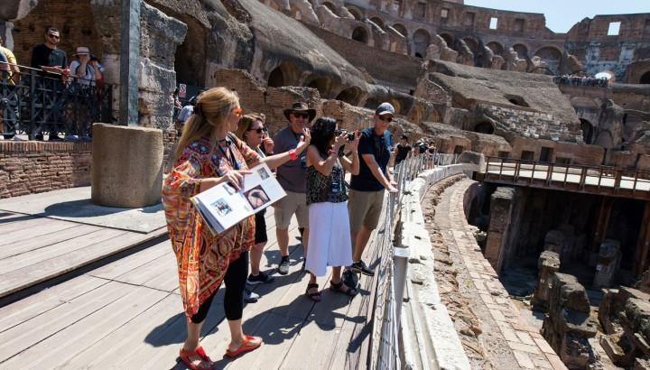 Rome Small Group Tours