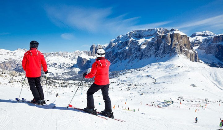 The 5 most Beautiful Places where to Ski near Rome
