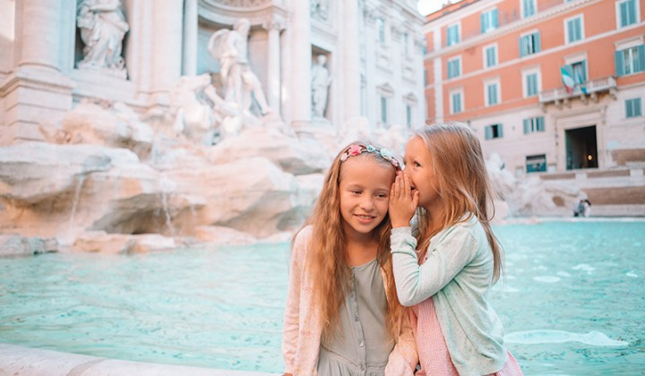 5 places in Rome where to go with kids
