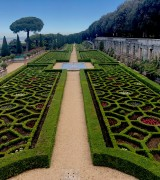 Castel Gandolfo: golf cart private tour in the Pope's Summer Residence Gardens