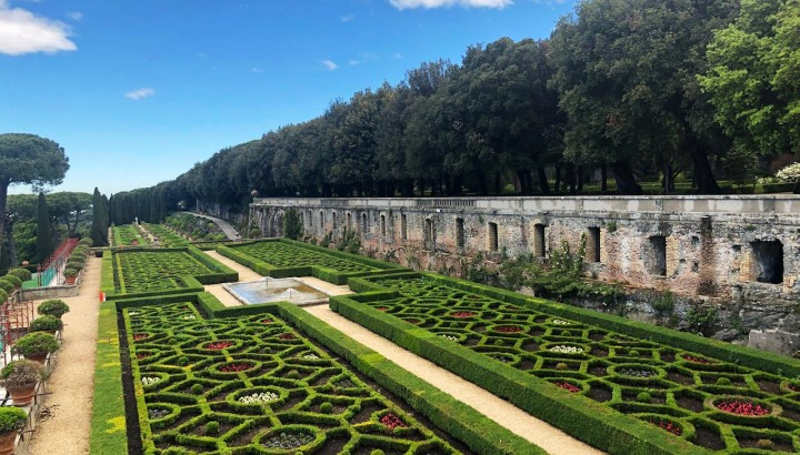 Castel Gandolfo Tour and the Pope's Summer Residence