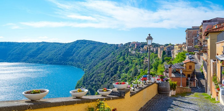 4 Best Day trips from Rome for outdoor lovers
