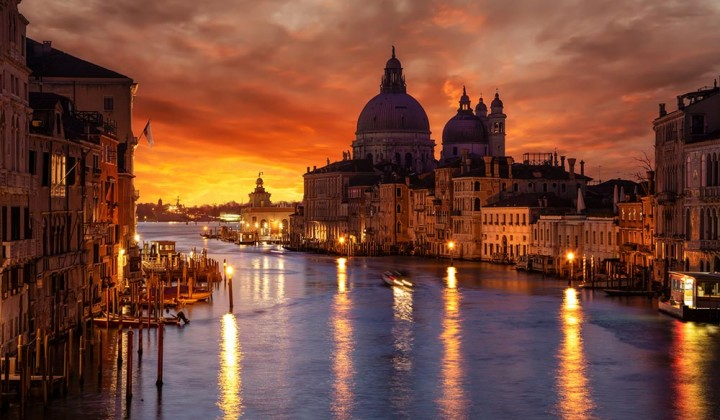 The Most Romantic Places in Venice