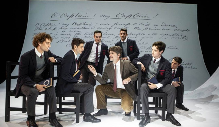 A Night at the Ghione Theater: Dead Poets Society in Rome