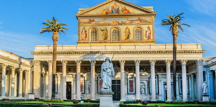 In the Footsteps of Saint Paul