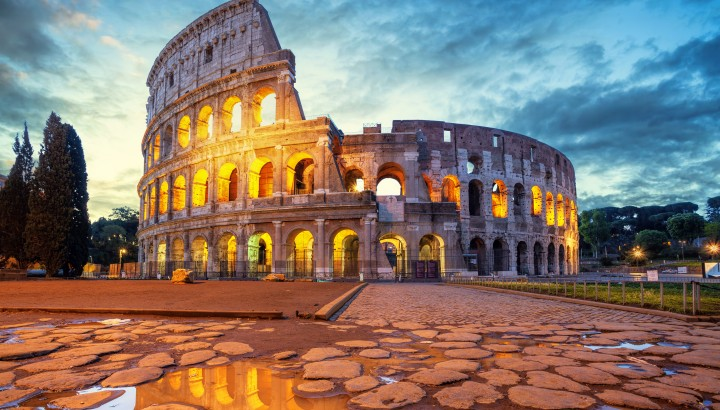 The Magnificent Colosseum