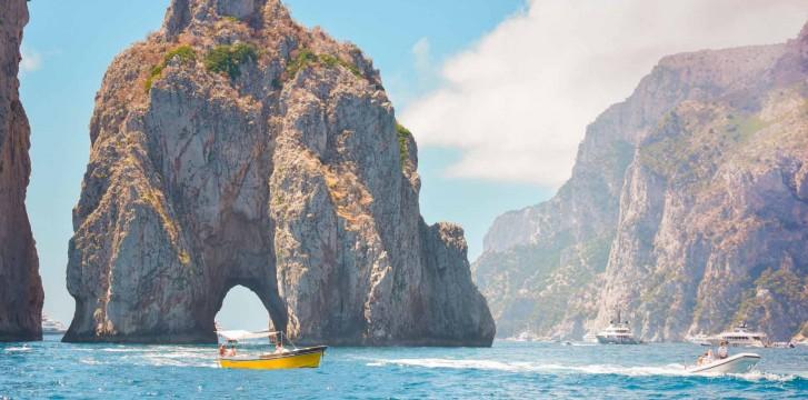 Top 5 things to see in Capri