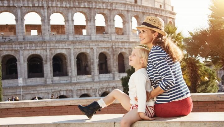 Gladiators' Gate Colosseum Private Tour for Kids