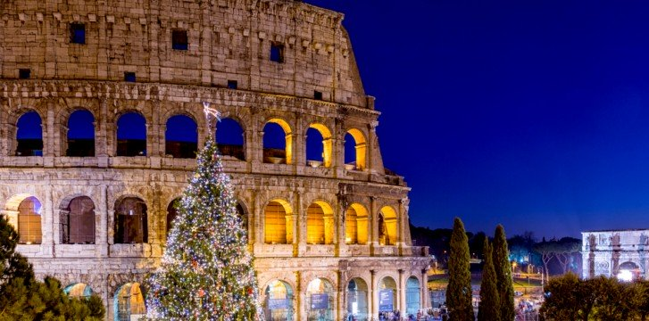 The Magic of Christmas for Families in Rome
