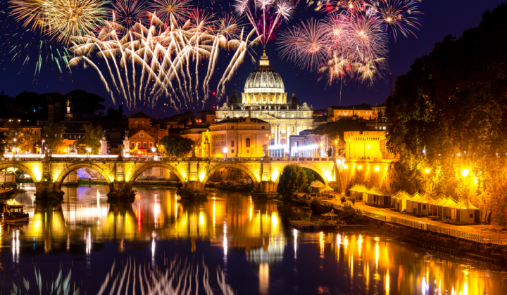 How to Ring in the New Year in the Eternal City