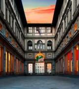 Skip the Line Express Uffizi Gallery Small Group Tour