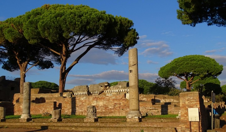 Discover Ostia Antica, the Port of Rome
