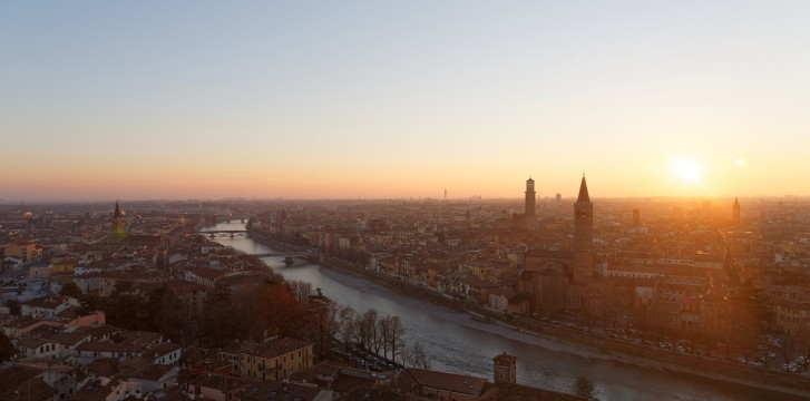 Verona, the city of Love: the home of Romeo and Juliet