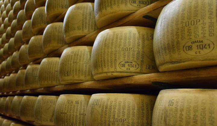 The history of Parmesan Cheese, all you need to know.
