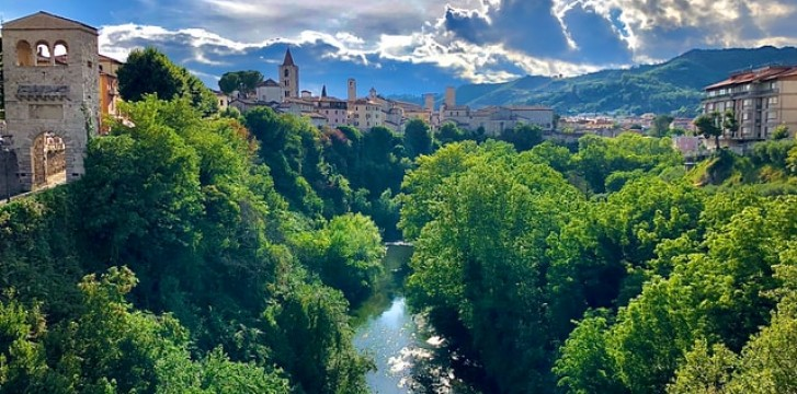 Ascoli Piceno and Monti Sibillini National Park