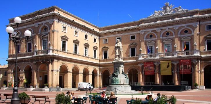 Visit Recanati in the footsteps of Giacomo Leopardi
