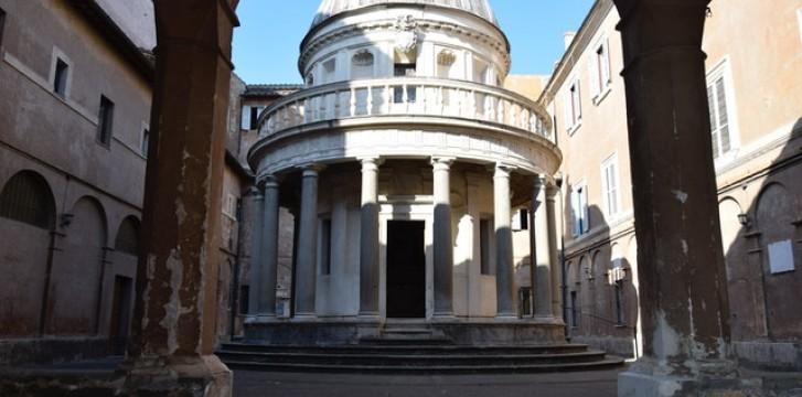 Discover Tempietto del Bramante, a Renaissance architectural masterpiece